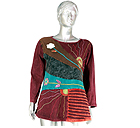 Nepal clothing garment dress jacket kathmandu clothing long sleeve
