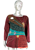 Nepal clothing garment dress jacket kathmandu clothing bag