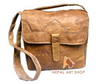 Nepal leather bags, handbags, leather handbags, leather handmade bags