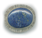 Brooches, sterling silver jewelry, silver accessories